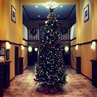 Photo taken at Quality Inn & Suites by Tuesday P. on 12/24/2012