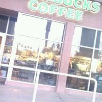 Photo taken at Starbucks by Kel Kel P. on 2/14/2013