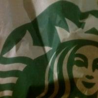 Photo taken at Starbucks by Kel Kel P. on 1/19/2013