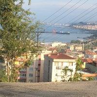 Photo taken at Seyir Terası by Burak D. on 8/20/2014