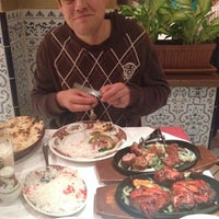 Photo taken at Indian Mixed Grill by Annelore V. on 11/4/2014