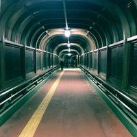 Photo taken at Kami-Nakazato Station by fstlocal on 1/3/2018