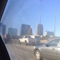 Photo taken at I-85 & Peachtree St NW by Bilal Ç. on 10/19/2015