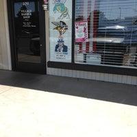 Photo taken at Village Barber by Ramiro R. on 10/3/2012
