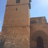 Photo taken at Catedral de Orihuela by Edu on 5/26/2014