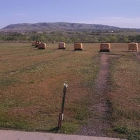 Photo taken at Bear Creek Lake Park Archery Range by Daniel M. on 5/18/2014