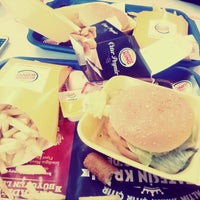Photo taken at Burger King by Se Y. on 4/4/2015