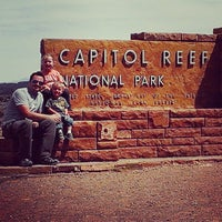 Photo taken at Capitol Reef National Park by Jared P. on 6/1/2013