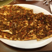 Photo taken at İnci Pizza by Abdullah T. on 1/4/2013