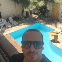 Photo taken at Pousada Maceió Praia by Marcio C. on 9/7/2015