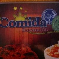 Photo taken at Comida Ilocandia by Irvin K. on 8/25/2013