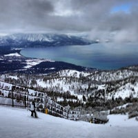 Photo taken at Heavenly Mountain Resort by William L. on 3/9/2013