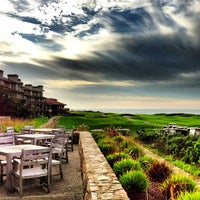 Photo taken at The Inn at Spanish Bay by William L. on 12/8/2012