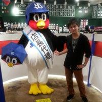 8/31/2014にNaoki K.が東京ヤクルトスワローズOfficial Goods Shop つば九郎店で撮った写真