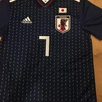 6/25/2018にNaoki K.がサッカーショップKAMO 渋谷店で撮った写真