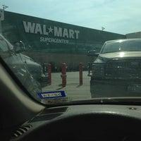 Photo taken at Walmart Supercenter by Stephanie B. on 3/19/2013