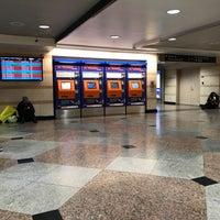 Photo taken at NJ Transit Waiting Area by Jonathan M. on 12/31/2016