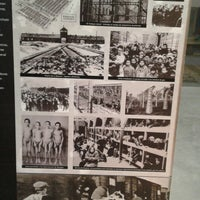 Photo taken at Museo del Holocausto-Shoá Buenos Aires by Lisinha . on 7/19/2017