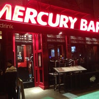 Photo taken at Mercury Bar West by John M. on 3/25/2013
