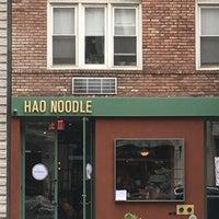 Das Foto wurde bei Hao Noodle von John M. am 6/6/2018 aufgenommen