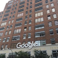 Photo taken at Google New York by John M. on 8/18/2017