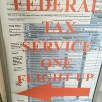 Photo taken at Federal Tax Service by John M. on 3/21/2017
