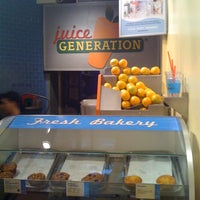 Photo taken at Juice Generation by John M. on 9/18/2012