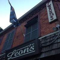 Photo taken at Leon's of Baltimore by John M. on 5/10/2015