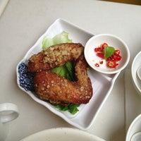 Photo taken at Yummy Vietnamese Restaurant  味佳居 by Winnie K. on 4/8/2013