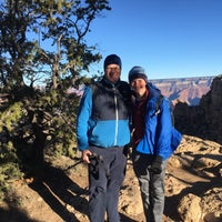 Photo taken at South Kaibab Trailhead by Justin S. on 2/26/2017