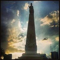 Foto tirada no(a) Plaza de Mayo por Alejandro F. em 2/13/2013