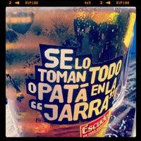 Photo taken at Spartako Bar by Alejandro F. on 1/5/2013
