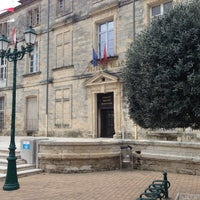 Photo taken at Mairie de Pignan by Jean-Marc C. on 4/25/2013