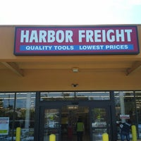 Photo taken at Harbor Freight Tools by Mystery M. on 7/15/2014