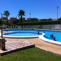 Photo taken at Swimming pool Molino III by Giusi ® on 8/11/2013