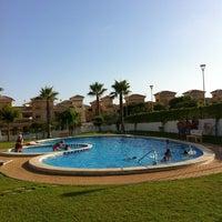 Photo taken at Swimming pool Molino III by Giusi ® on 8/2/2013