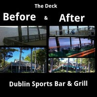 Photo taken at Dublin Sports Bar & Grill by Jon R. on 4/22/2014