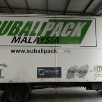 Photo taken at SUBALIPACK (M) SDN BHD by Ridha M. on 12/13/2016