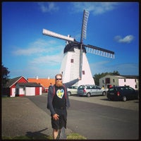 Photo taken at Aarsdale Mølle by AnnSofie H. on 7/10/2015
