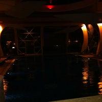 Photo taken at Swimming pool - Spirit Hotel***** by Anita N. on 10/28/2013