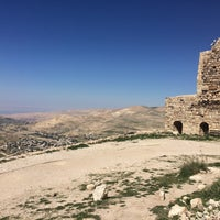 Photo taken at Karak Castle قلعة الكرك by Jindrich S. on 3/6/2017