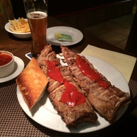 Photo taken at Farmer's Steakhouse by Kati S. on 3/3/2014