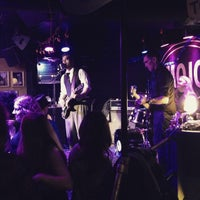 Photo taken at Mojo Blues Bar by Daan v. on 1/1/2015