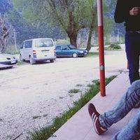 Photo taken at Çankaya Unlu Mamüller&Ekmek Fırını by Ömer Faruk E. on 4/19/2015