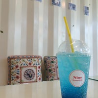 Photo taken at Nine Dessert Cafe by Rinry R. on 8/17/2015