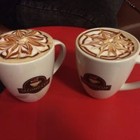 Photo taken at Second Cup by Stefania . on 12/16/2014