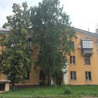 Photo taken at Металлургический район by Olga S. on 6/25/2016