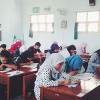Photo taken at SMA Negeri 2 Bantul by Naria N. on 3/1/2015