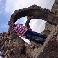 Photo taken at Nora Antik Kenti by Kerim Y. on 9/18/2014
