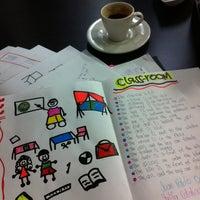Photo taken at Dilúca cafe by Pedro C. on 8/4/2014